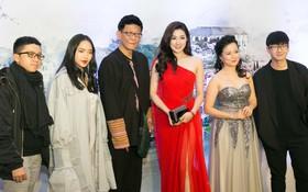 Châu Bùi sành điệu, hội ngộ Á hậu Tú Anh tại sự kiện ra mắt resort 5 sao sang chảnh nhất Sapa