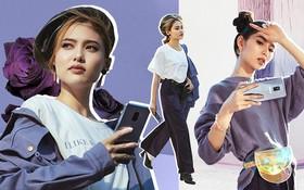 Màu sắc - thời trang - cá tính, 3 cái tài của Samsung trong thiết kế điện thoại