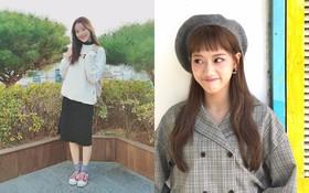 Thật trùng hợp, nhiều chàng trai Hàn Quốc đều muốn bạn gái mình mặc giống nữ idol này