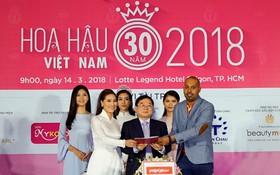 Vietjet - Nhà vận chuyển hàng không cuộc thi Hoa hậu Việt Nam 2018