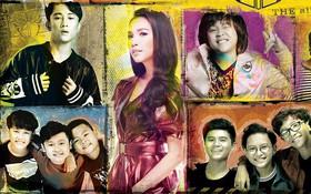 Hoàng Touliver, Microwave lần đầu tham gia sản xuất album dành riêng cho lứa tuổi 8 - 16