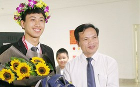 9x Quảng Bình từng giành 2 HCV Olympic Quốc tế trúng tuyển vào ĐH số một thế giới