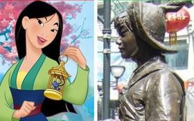 Phiên bản gốc của 9 bộ phim hoạt hình nổi tiếng: Không ngờ kết cục của Hoa Mộc Lan lại buồn đến vậy