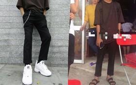 Minh chứng cho thấy: Chỉ một đôi sneaker đẹp thôi cũng tạo nên sự khác biệt hoàn toàn