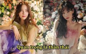 Nhìn loạt ảnh trong MV Nam Em giống từ Tae Yeon sang Min, mới thấy thần thái đúng là quan trọng!
