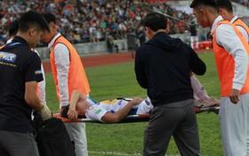 """""""Tuấn Anh đã bật khóc, chấn thương của cậu ấy rất nặng"""""""