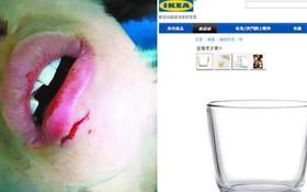Bị thương vì cốc thủy tinh phát nổ, người phụ nữ Trung Quốc kiện IKEA, đòi bồi thường 3,6 tỷ đồng