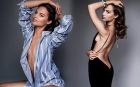 """Mỹ nhân """"Tomb Raider"""": Biểu tượng sắc đẹp Thụy Điển dù ngực nhỏ vẫn quyến rũ hàng triệu khán giả"""
