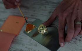 Cận cảnh miếng sôcôla hơn 200 triệu đồng, đắt nhất hành tinh