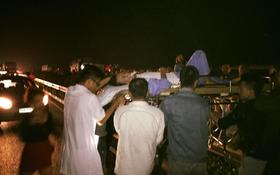 Chuyện ít biết về tình người giữa dòng xe tắc nghẽn cả chục cây số trên cao tốc Pháp Vân, dù đói lả suốt 5 tiếng nhưng ai cũng ấm lòng