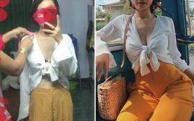 Bị chê người không đẹp như mẫu nên mặc đồ kém sang, thiếu nữ mua hàng online thẳng thắn đáp trả