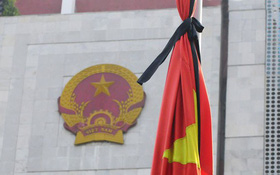 Sáng nay, bắt đầu Quốc tang nguyên Thủ tướng Phan Văn Khải