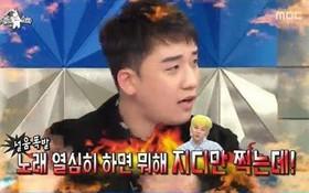 Seung Ri bức xúc tố G-Dragon cướp hết thời gian lên sóng trên sân khấu