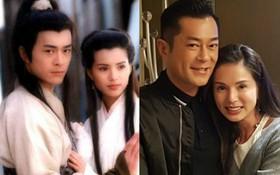 """23 năm sau """"Thần Điêu Đại Hiệp"""", cặp đôi Tiểu Long Nữ - Dương Quá tình cờ gặp nhau khiến netizen xúc động"""