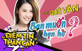 """Ngoài làm ca sĩ, Quế Vân còn sắm thêm vai """"bà mối"""" của showbiz Việt nữa"""
