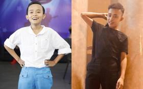 Hồ Văn Cường cao lớn, lột xác điển trai hẳn ra sau 2 năm trở thành quán quân Vietnam Idol Kid