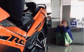 """Sự thật câu chuyện """"Mẹ già vay tiền mua xe Exciter cho con trai"""": Chủ xe đã lên tiếng đính chính"""