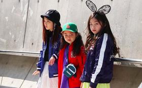 Loạt nhóc tì khuấy đảo Tuần lễ Thời Trang Seoul 2018 với street style cực chất cùng thần thái pose ảnh hơn cả người lớn