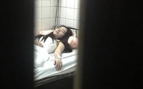 Hé lộ hình ảnh hiếm hoi của Nam Em tại bệnh viện sau tin đồn tự tử vì không chịu nổi áp lực dư luận