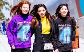 """Giới trẻ Hàn Quốc luôn mặc đẹp nhưng chỉ tại Seoul Fashion Week, người ta mới có thể bắt gặp nhiều """"anh tài"""" street style hội tụ đến thế"""