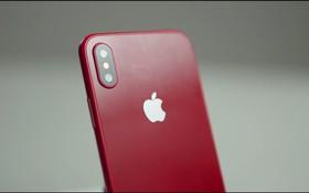 Xem trước diện mạo iPhone X PRODUCT(RED) có thể được Apple ra mắt tối nay
