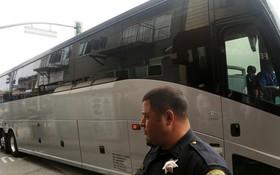 Xe nhân viên Apple và Google bị bắn vỡ kính, cảnh sát California sẽ dùng xe đóng giả để dụ kẻ tấn công