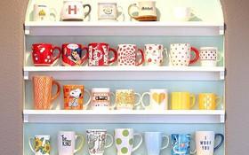 10 thiết kế giá đựng cốc đẹp lung linh tạo cảm hứng để nhâm nhi cafe ngay tại nhà