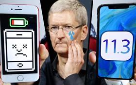 Hướng dẫn tắt tính năng làm chậm iPhone trên iOS 11.3 mới nhất chỉ trong 2 bước