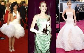 30 bộ cánh ấn tượng không thể nào quên của thảm đỏ lễ trao giải Oscar mọi thời đại