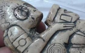 Những bằng chứng nghi ngờ người Maya tiếp xúc với người ngoài hành tinh