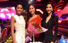 """Bộ ba Hoa hậu Hoàn vũ Việt Nam hội ngộ, cùng nhau so kè nhan sắc """"một chín một mười"""""""