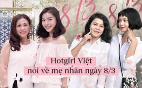 """Nghe Tú Hảo - Hà Trúc - Mai Kỳ Hân và Ngọc Mint """"kể xấu"""" về mẹ nhân ngày 8/3"""