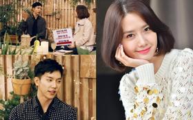 """Không phải bạn gái cũ Yoona, đây mới là người đến thăm """"Tôn ngộ không"""" Lee Seung Gi trong quân ngũ"""