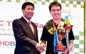 Siêu Đại kiện tướng casino o viet nam Lê Quang Liêm xếp hạng hạt giống số 1 giải cờ vua HDBank 2018