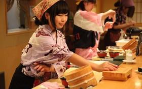 Cách khẳng định quyền bình đẳng nữ giới cực đặc biệt của một nhà hàng sushi ở Nhật và câu chuyện thú vị đằng sau