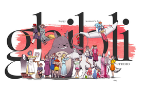 Tuyên ngôn nữ quyền của Ghibli: Phụ nữ, họ là ai?