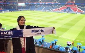 Fan nghi vấn Minho rủ rê Yoona sang Pháp xem Ronaldo thi đấu