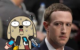 """Video: Mark Zuckerberg bối rối không biết nói gì khi bị hỏi """"Ai là đối thủ lớn nhất của Facebook?"""""""