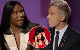 """Giám khảo """"Next Top Mỹ"""" tranh cãi gay gắt xem thí sinh... đội tóc giả hay để đầu trọc thì đẹp hơn"""