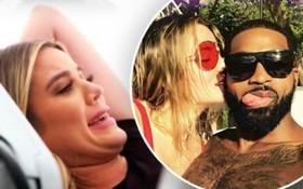 Sốc vì bạn trai ngoại tình, em gái Kim có dấu hiệu sinh non làm cả nhà Kardashian nháo nhào kéo đến