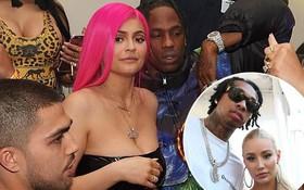 Phản ứng của Kylie khi dự tiệc cùng bạn trai thì gặp người yêu cũ đi bên người yêu mới