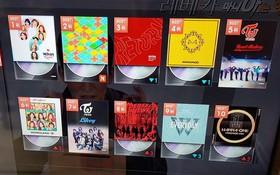TWICE bá chủ Top 10 ca khúc Kpop hot nhất trong quân đội
