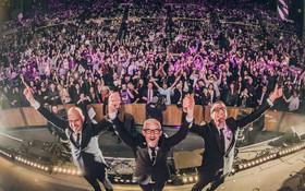 Những quyền lợi siêu khủng mà tấm vé sự kiện NEX Music Festival 2018 mang lại