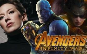 """Bạn sẽ muốn… đổi phe khi nhìn thấy nhan sắc thật sự của nữ tướng phản diện trong """"Infinity War""""!"""