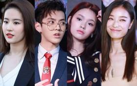 """Được ca tụng hết lời về nhan sắc, nhưng sao 7 diễn viên Hoa ngữ này lại...""""thường"""" thế?"""