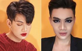 """Đào Bá Lộc lại tung layout make up """"ảo diệu"""", chứng tỏ trình độ họa mặt chẳng kém cô nàng nào"""