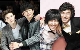 Những hội bạn thân toàn mỹ nam chân dài xứ Hàn: Khi dàn sao hạng A cực phẩm cùng tụ họp tại một chỗ