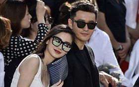 """Vì bố chồng, Angela Baby mới """"chịu"""" kết hôn với Huỳnh Hiểu Minh"""