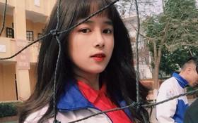 Dân tình khen lấy khen để 10x Phú Thọ cao 1m73, để mái ngố vẫn xinh ơi là xinh!