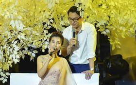 Cặp MC ngôn tình Quang Bảo - Hoàng Oanh tiếp tục gây bồi hồi khi nói về sự chia ly